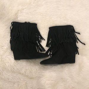 Denim & Supply Ralph Lauren Black Boot